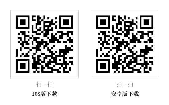掃描二維碼,免費下載環球電視APP。